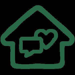Husrum logo